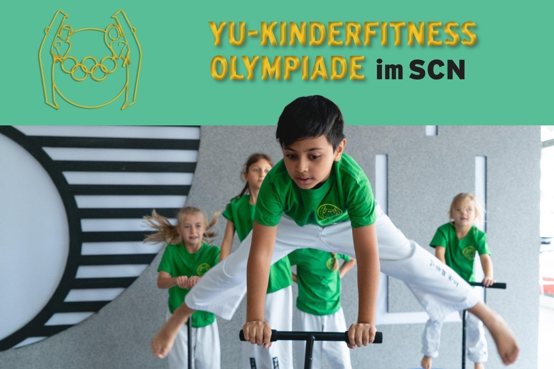 Bild zu YU-Kinderfitness-Olympiade im SCN